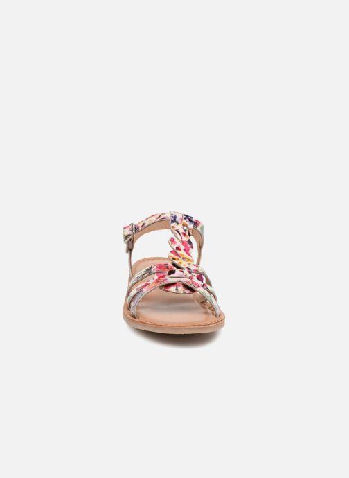 Sandali e scarpe aperte Les Tropéziennes par M Belarbi Badami Multicolore modello indossato