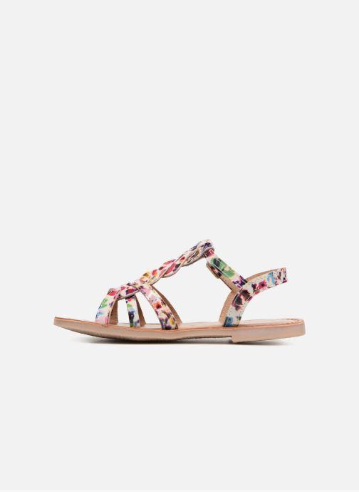 Sandals Les Tropéziennes par M Belarbi Badami Multicolor front view