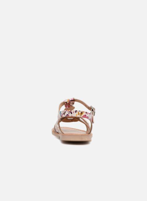 Sandali e scarpe aperte Les Tropéziennes par M Belarbi Badami Multicolore immagine destra