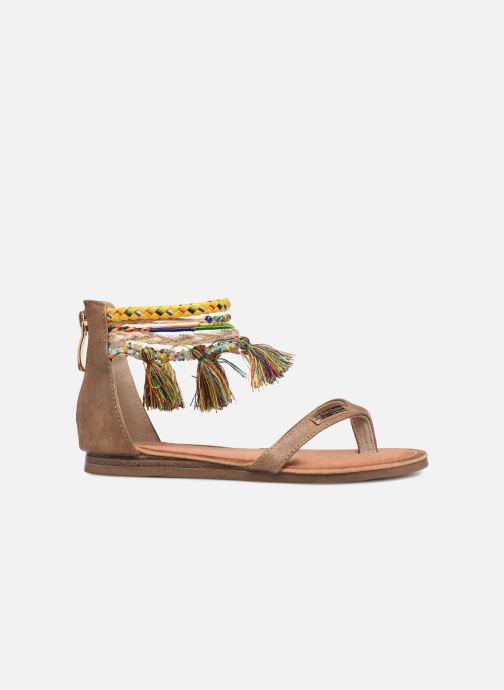 Sandali e scarpe aperte Les Tropéziennes par M Belarbi Gringa Marrone immagine posteriore