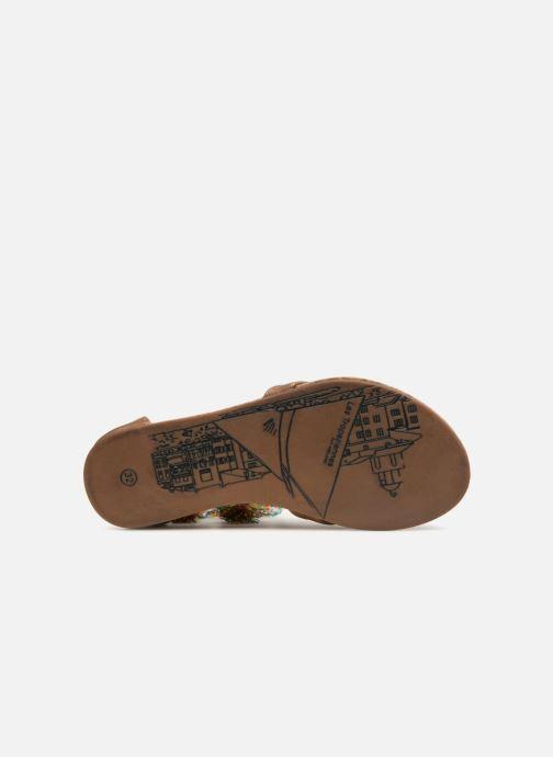 Sandali e scarpe aperte Les Tropéziennes par M Belarbi Gringa Marrone immagine dall'alto