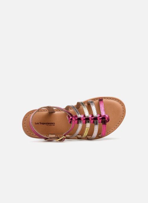Sandales et nu-pieds Les Tropéziennes par M Belarbi Mongue Rose vue gauche