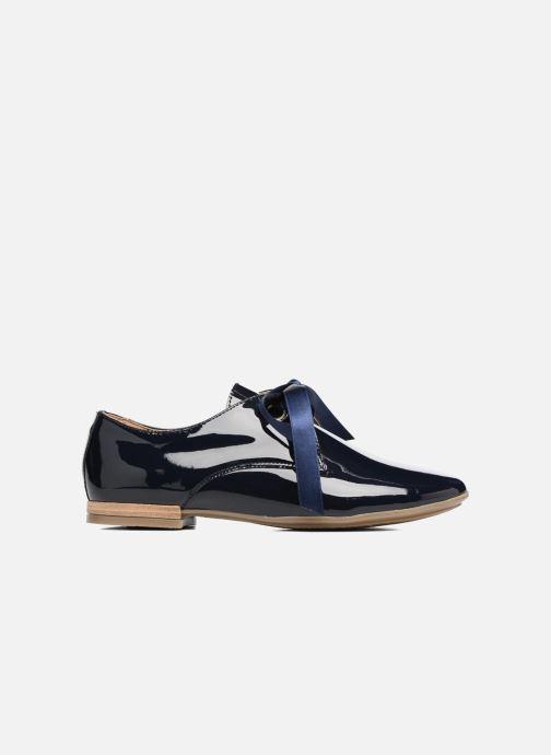 Chaussures à lacets Georgia Rose Astral Bleu vue derrière