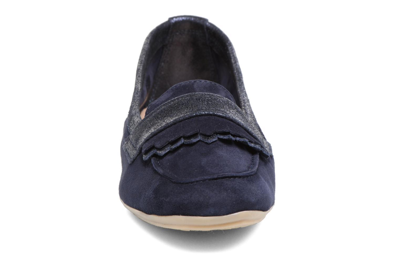 Mocassins Georgia Rose Acacia soft Bleu vue portées chaussures