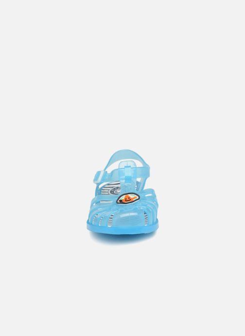 Sandales et nu-pieds Méduse Sunpatch Bleu vue portées chaussures