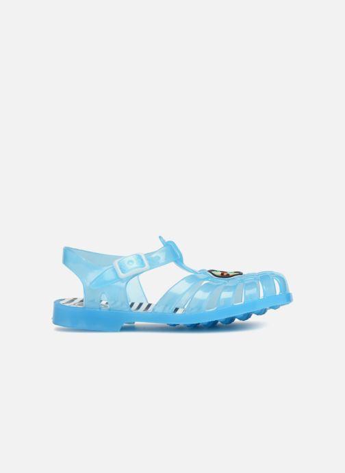 Sandales et nu-pieds Méduse Sunpatch Bleu vue derrière
