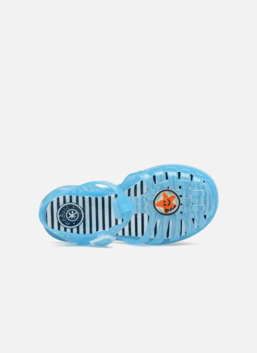 Sandales et nu-pieds Méduse Sunpatch Bleu vue gauche