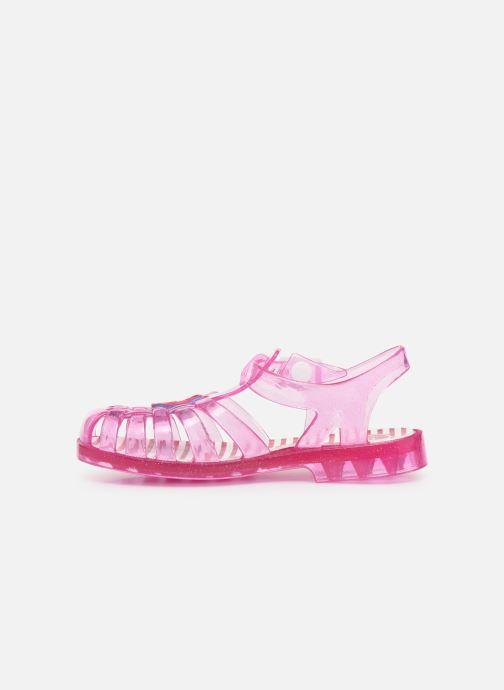 Sandali e scarpe aperte Méduse Sunpatch Rosa immagine frontale