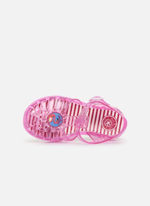 Sandali e scarpe aperte Méduse Sunpatch Rosa immagine sinistra