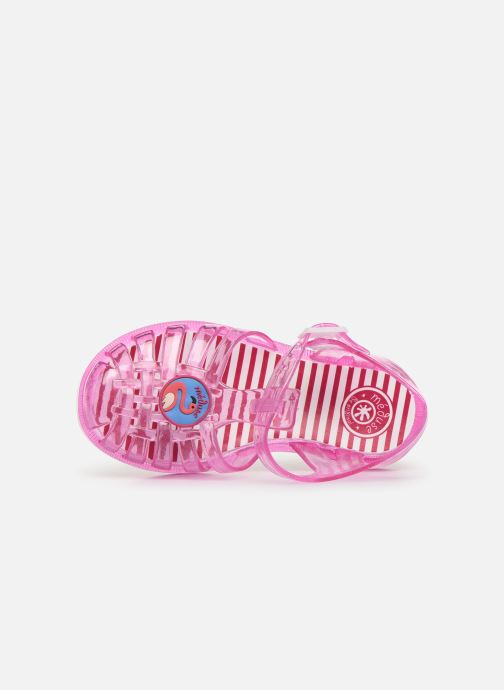 Sandals Méduse Sunpatch Pink view from the left