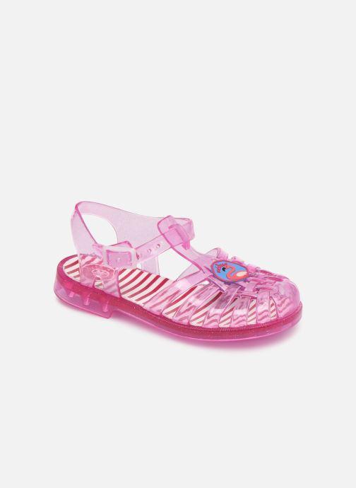 Sandals Méduse Sunpatch Pink detailed view/ Pair view