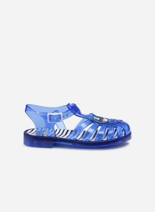 Sandalen Méduse Sunpatch Blauw achterkant