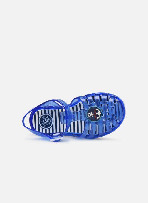 Sandalen Méduse Sunpatch Blauw links
