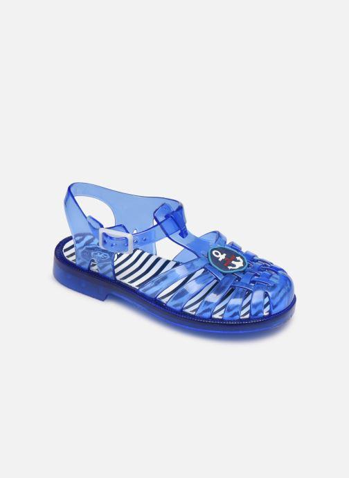 Sandales et nu-pieds Méduse Sunpatch Bleu vue détail/paire