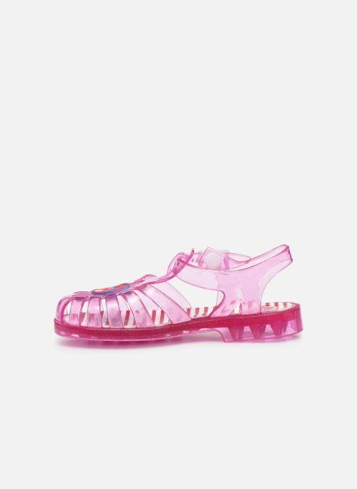Sandalen Méduse Sunpatch rosa ansicht von vorne