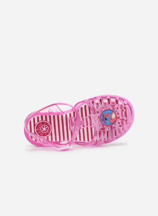 Sandalen Méduse Sunpatch Roze links