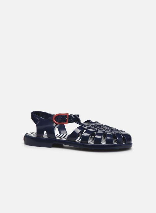 Sandalen Méduse Sunray Blauw achterkant