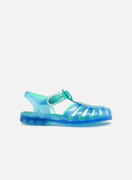 Sandales et nu-pieds Méduse Suntri Bleu vue derrière