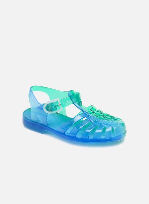 Sandales et nu-pieds Méduse Suntri Bleu vue détail/paire