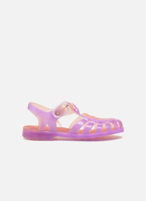 Sandales et nu-pieds Méduse Suntri Orange vue derrière