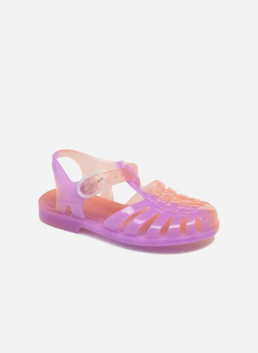 Sandales et nu-pieds Méduse Suntri Orange vue détail/paire