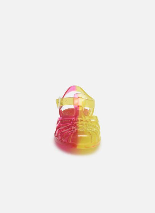 Sandali e scarpe aperte Méduse Suntri Multicolore modello indossato