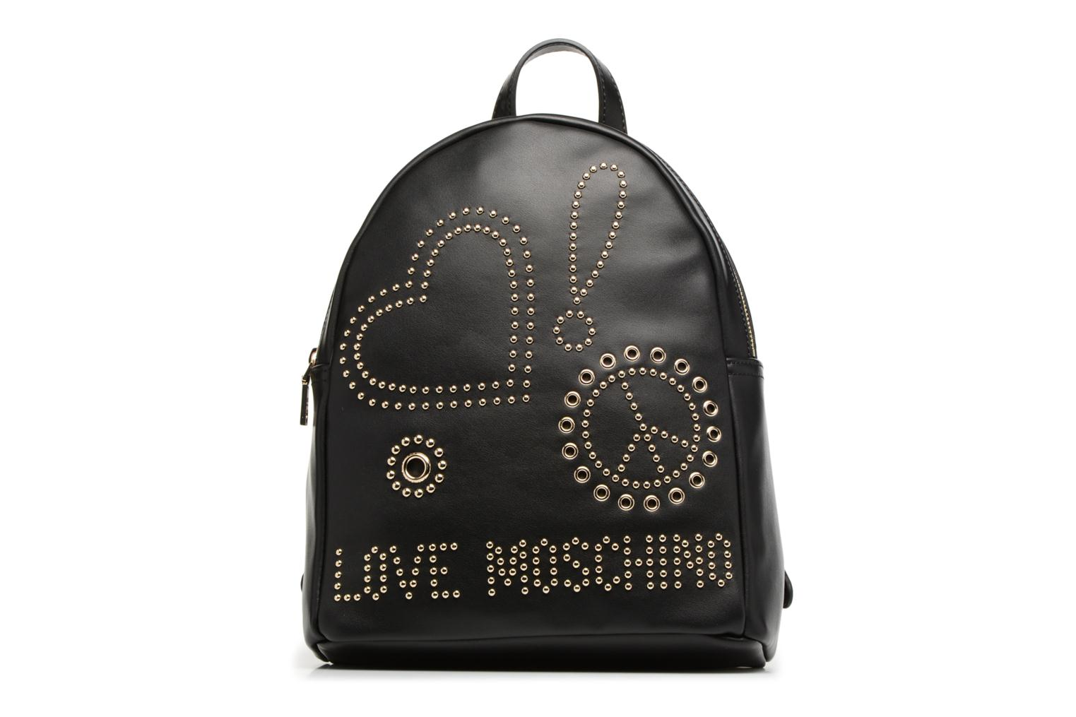 à 00B Sac Signs Love Moschino Studs BLACK dos amp; BSZZFwq