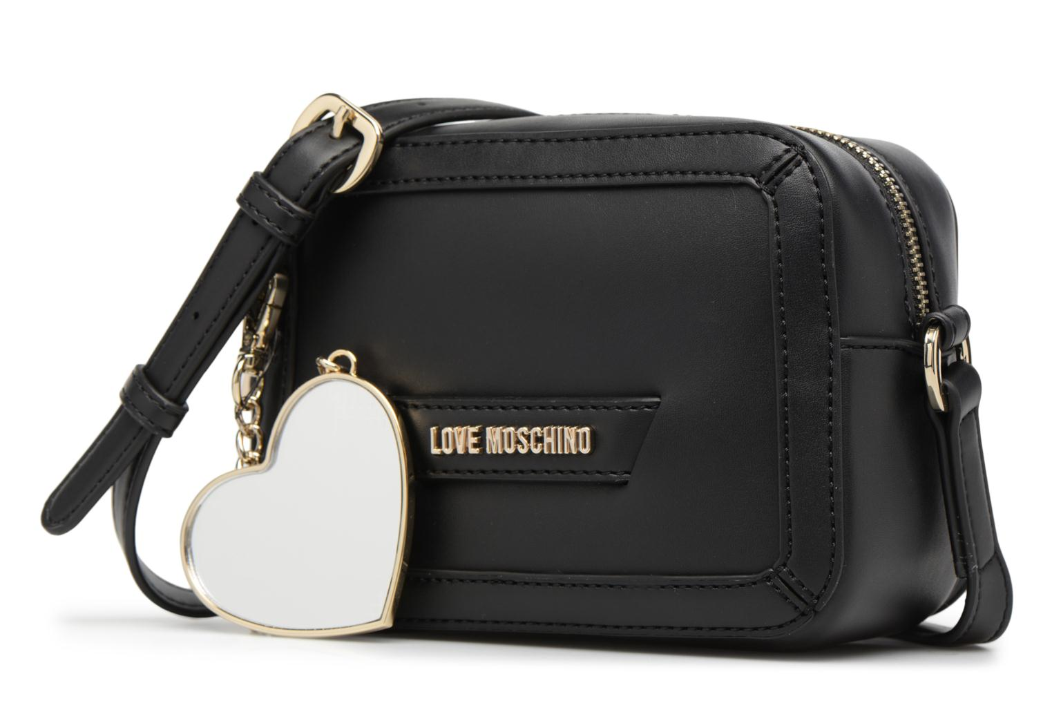 Love Heart Detachable Black Crossbody 000 Moschino UxUwAq6B