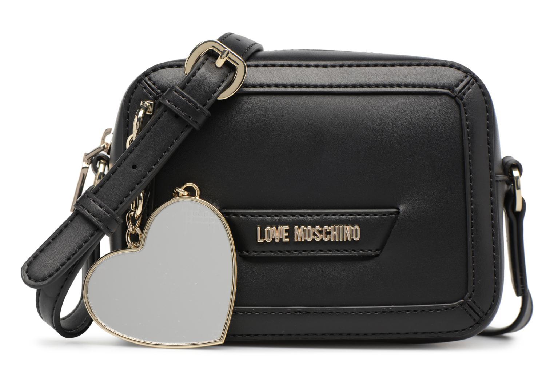 Love Heart Detachable Black Crossbody 000 Moschino UxUwAq6B