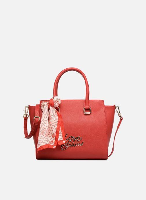 36bebdff18 Love Moschino Porté main Love Moschino Logo (Rosso) - Borse chez ...