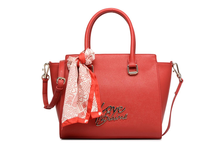 Sacs à main Love Moschino Porté main Love Moschino Logo Rouge vue détail/paire