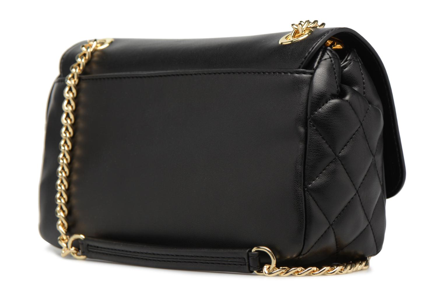 Moschino Fashion Quilted Black Porté Love épaule 000 Zq6wa