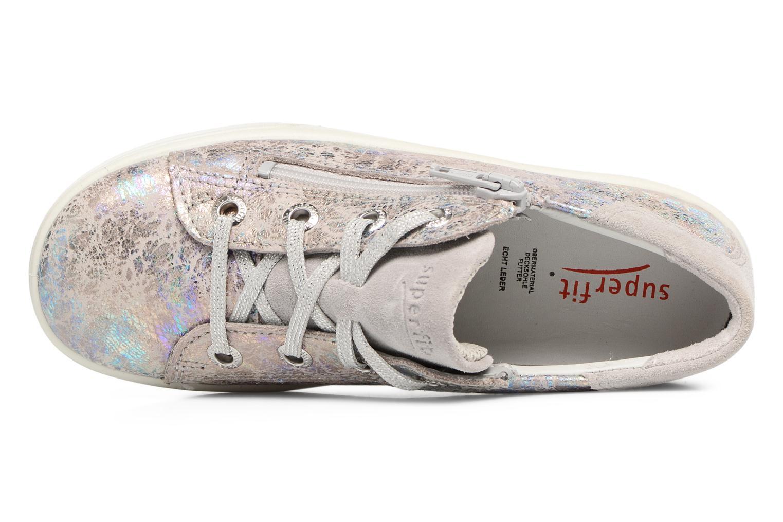 Sneakers Superfit Marley Zilver links