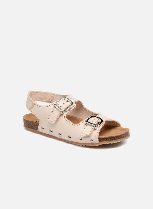 Sandales et nu-pieds PèPè Mia Rose vue détail/paire