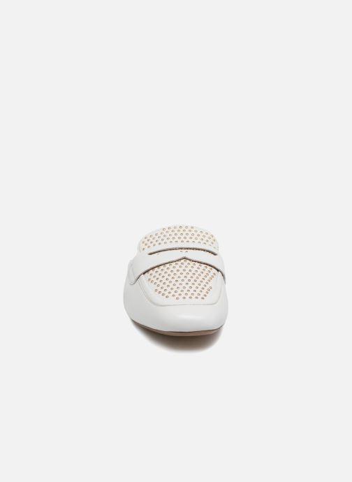 Zoccoli Bronx BCERYLX 01 Bianco modello indossato