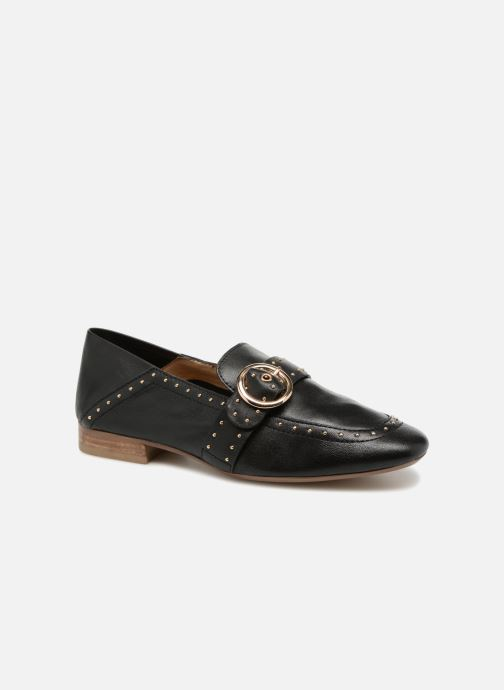 Loafers Bronx BCERYLX 04 Sort detaljeret billede af skoene