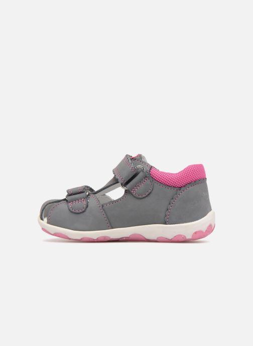 Sandales et nu-pieds Superfit Fanni 2 Gris vue face