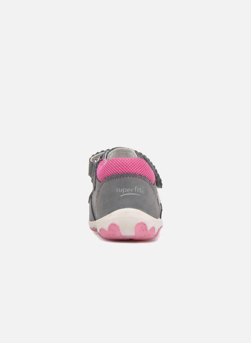 Sandales et nu-pieds Superfit Fanni 2 Gris vue droite