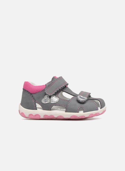 Sandales et nu-pieds Superfit Fanni 2 Gris vue derrière