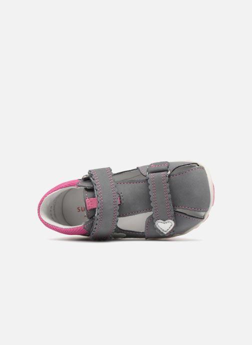 Sandales et nu-pieds Superfit Fanni 2 Gris vue gauche