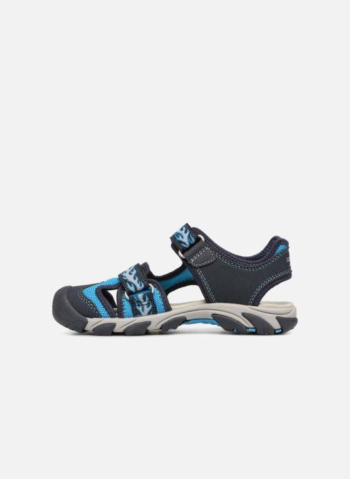 Sandales et nu-pieds Superfit Octopuss 2 Bleu vue face