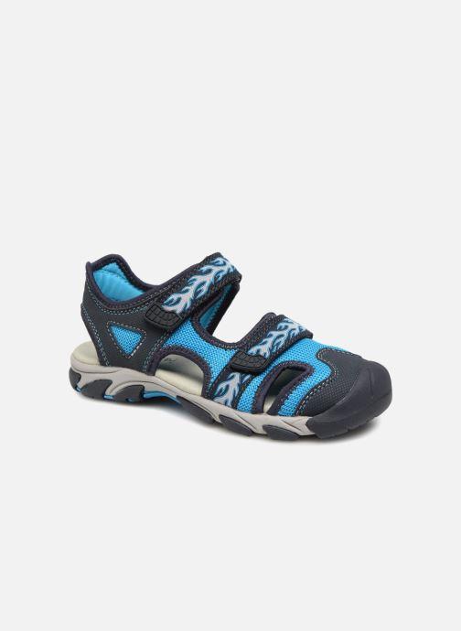 Sandales et nu-pieds Superfit Octopuss 2 Bleu vue détail/paire