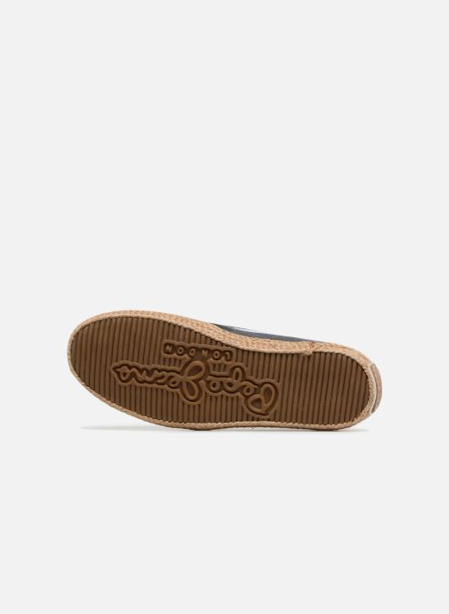 Espadrilles Pepe jeans Sailor Tape White view from above