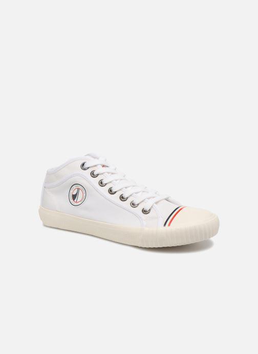 Sneaker Pepe jeans Industry Nylon weiß detaillierte ansicht/modell