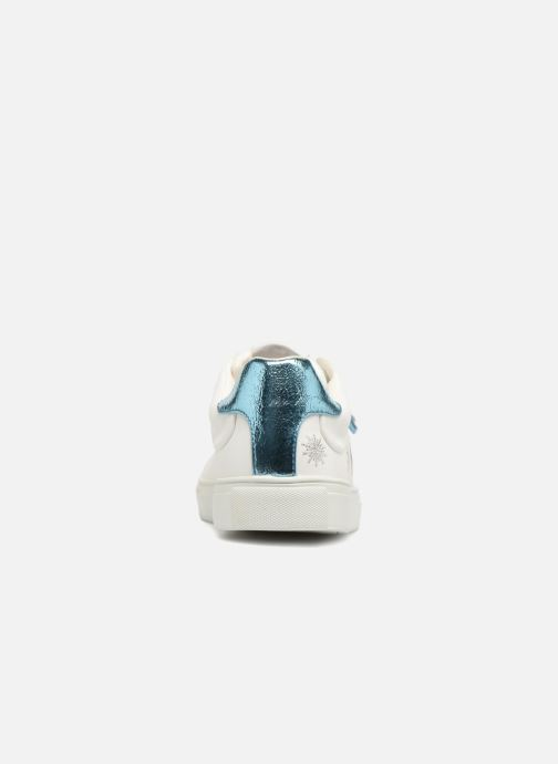 Trainers Pepe jeans Adams Tassels White view from the right