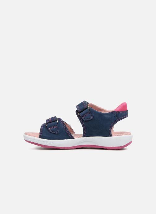 Sandales et nu-pieds Superfit Emily 2 Violet vue face