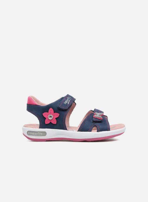 Sandali e scarpe aperte Superfit Emily 2 Viola immagine posteriore