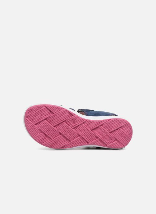 Sandales et nu-pieds Superfit Emily 2 Violet vue haut