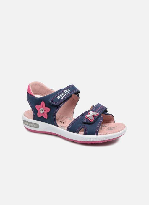 Sandales et nu-pieds Superfit Emily 2 Violet vue détail/paire