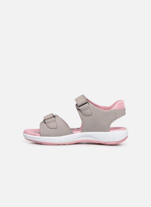 Sandales et nu-pieds Superfit Emily 2 Beige vue face